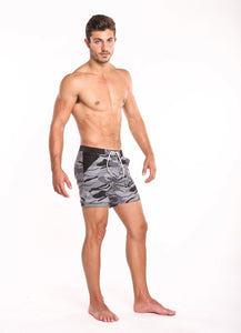 Camouflage Boxer Board Short - Men