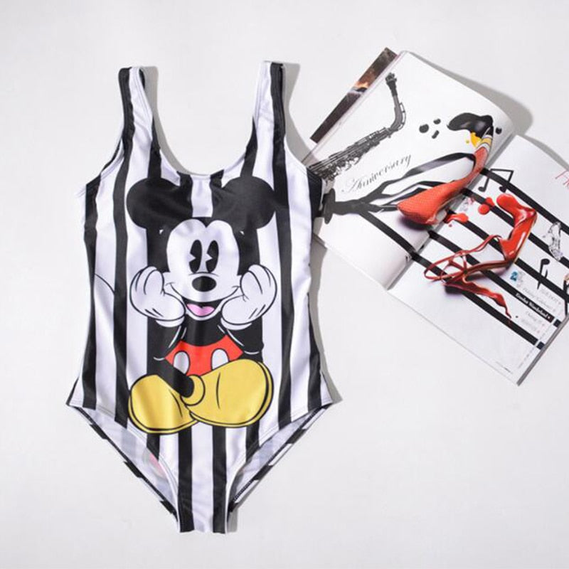 Mickey Mouse - One Piece - Women