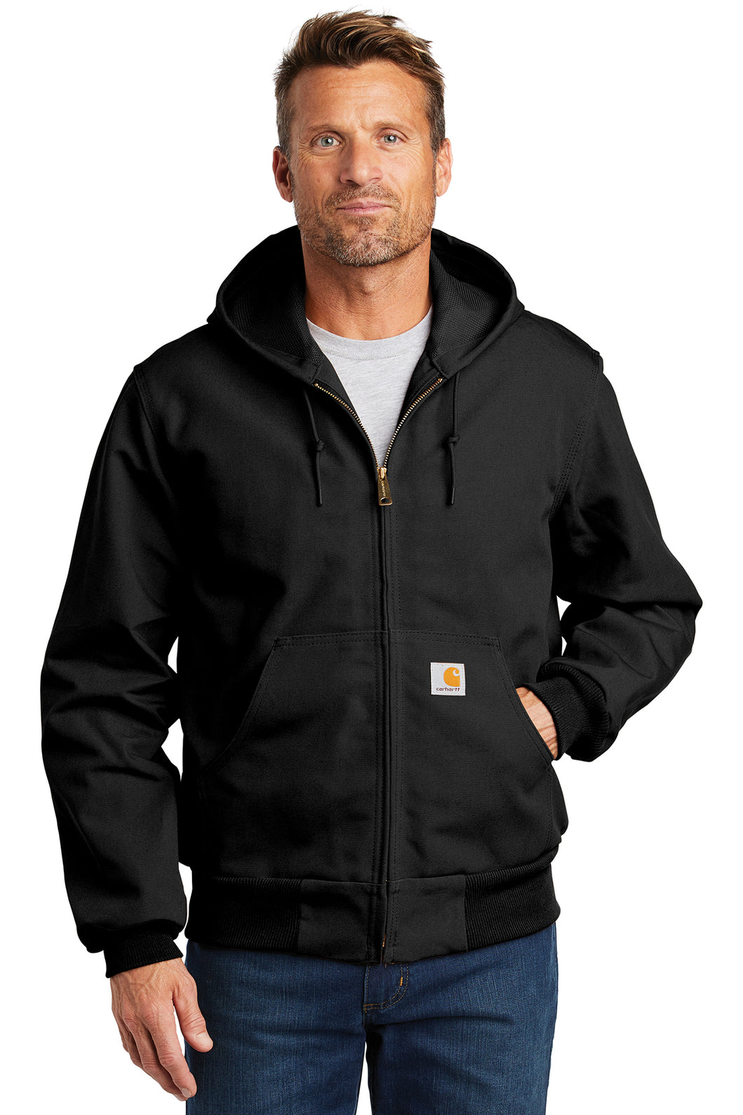 CTTJ131 - Carhartt ® Tall Thermal-Lined Duck Active Jac