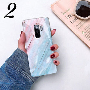 Marmor Optik Soft Hülle/Case für Samsung Galaxy S20, S20 Plus, S20 Ultra, S10, S10 Plus, S10e, S9, S9 Plus, S8, S8 Plus, S7, S7 Edge, Note 10, 10 Plus, 9, 8 - ZITOCASES