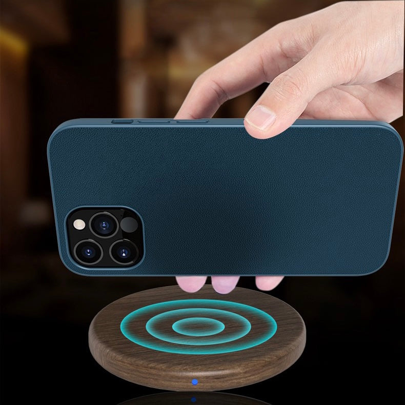 Edle Kunstleder Hülle/Case für IPhone 11, 11 Pro, 11 Pro Max, IPhone X, XS, XS Max, XR, IPhone 8, IPhone 8 Plus, IPhone 7, IPhone 7 Plus, IPhone 6&6s, IPhone 6,6s Plus