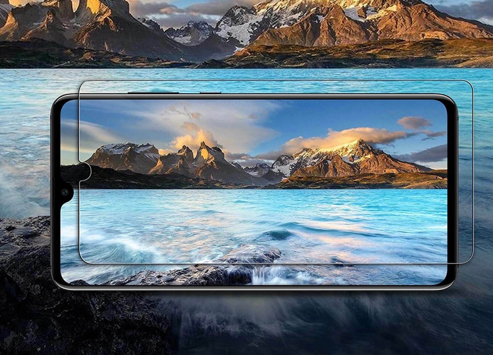 Samsung Display Schutzglas
