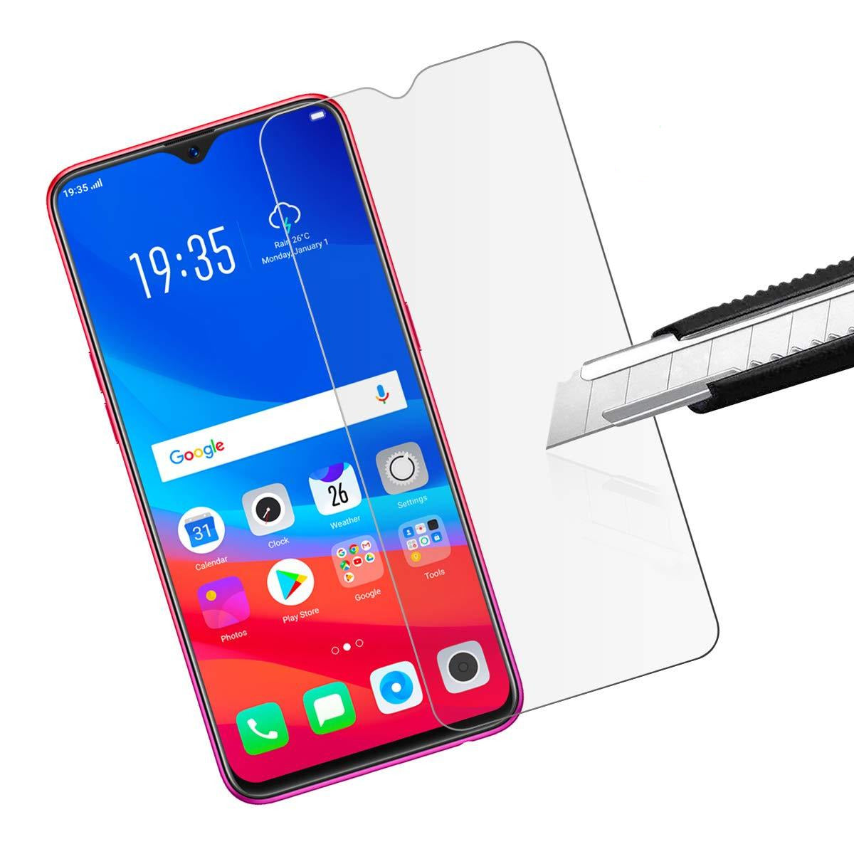 Oppo Display Schutzglas - ZITOCASES