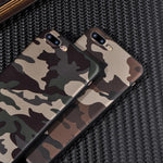 Camouflage Tarnfarben Soft Hülle/Case für IPhone 11, 11 Pro, 11 Pro Max, IPhone X, XS, XS Max, XR, IPhone 7, IPhone 7 Plus, IPhone 6&6s, IPhone 6,6s Plus