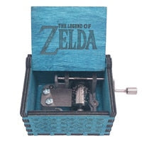 Ocarina of Time Music Box (Song of Storms)