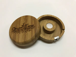 Hemp Wick Dispenser