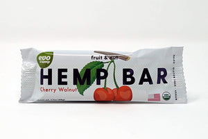 Hemp Fruit & Nut Bars