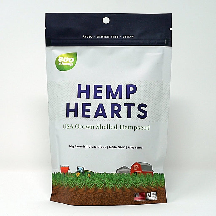 Evo Hemp Hearts