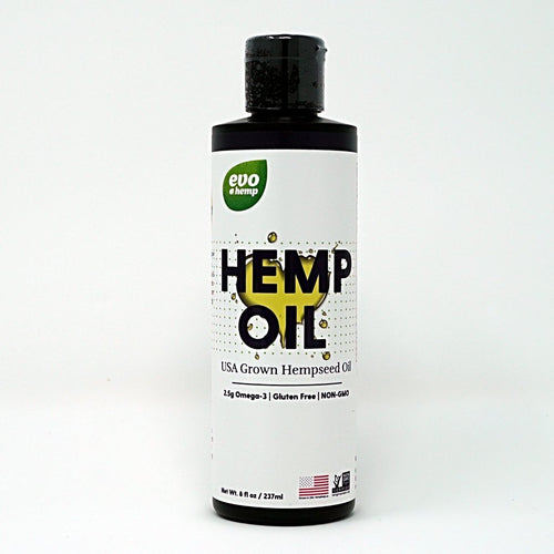 Evo Hemp Seed Oil