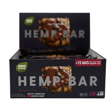 Load image into Gallery viewer, Hemp Protein Bars Plus CBD