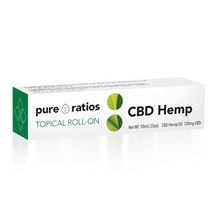 Load image into Gallery viewer, Hemp Extract Roll-On - 120mg CBD