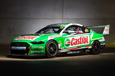 Kelly Racing Mustang Supercar