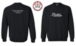 FAITH - Unisex Crewneck Sweatshirt Style #3