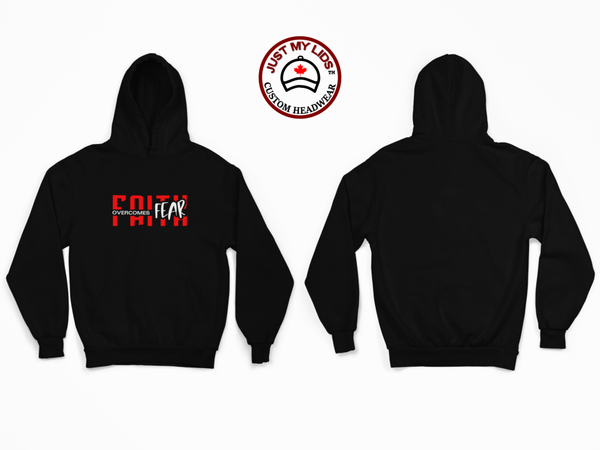 FAITH - Unisex Pullover Hoodie Style #4