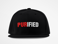 PURIFIED - Classic Snapback Hat