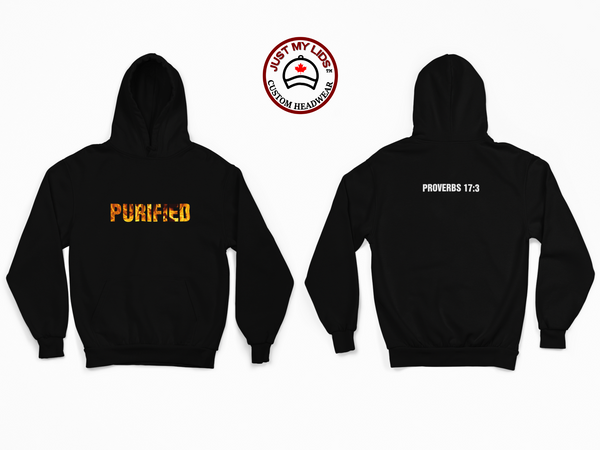 PURIFIED - Unisex Pullover Hoodie