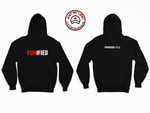 PURIFIED - Unisex Pullover Hoodie Style #2