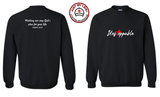 UNSTOPPABLE image Printed on Men's & Women's Unisex Crewneck Sweatshirt Style #1