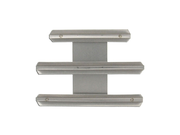 Army and Air Force Mini Medal Mounting Bar 11 Space