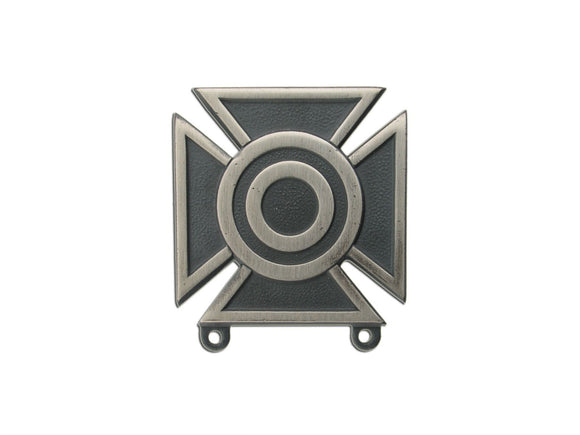 Sharpshooter Silver-Ox Regular Size Army Badge