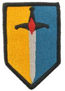 1st Combat Support Brigade Regular | Full Color Sew On Embroidered Patch | Sold Individually