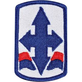 29th Infantry Brigade Patch Full Color Dress Patch - Sew On Patch