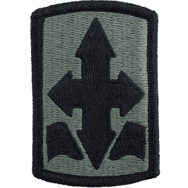 29th Infantry Brigade ACU W/ Hook and Loop