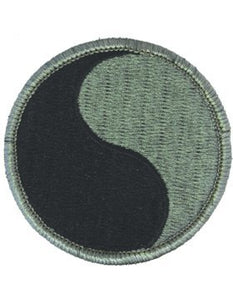 29th Infantry Division ACU Patch W/ Hook and Loop