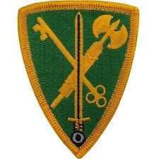 42nd Military Police Brigade Patch
