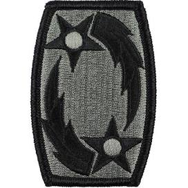 69th Air Defense Artillery ACU W/ Hook and Loop