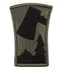 70th Army Division Training ACU W/ Hook and Loop