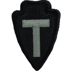 36th Infantry Division ACU W/ Hook and Loop