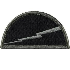 78th Division Training Support Patch ACU Hook & Loop