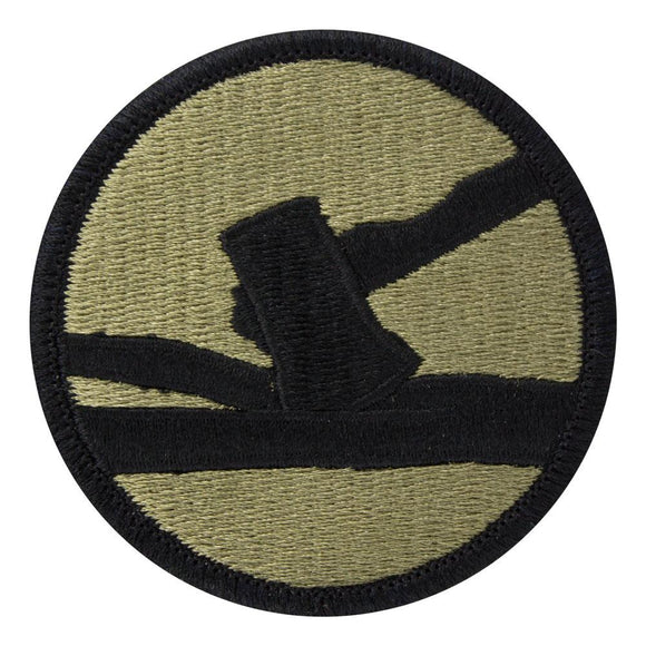 84th Infantry Division Army Patch