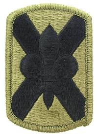 256th Infantry Brigade Army Patch