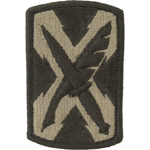 300th Military Intelligence Brigade Army Patch