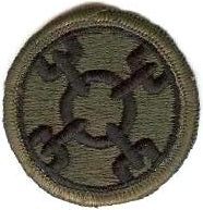 310th Support Command Army Patch