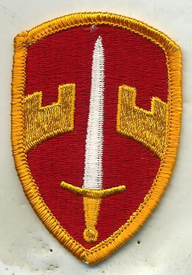 US ARMY MILITARY ASSISTANCE COMMAND VIETNAM FULL COLOR SEW ON PATCH MACV-OLD