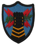 Army Element US Strategic Command Army Patch Regular | Full Color Sew On Military Uniform Patch|Sold Individually