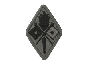 Signal Training School Army Patch ACU With Hook and Loop | Sold Individually