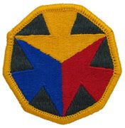 National Training Center Army Patch Regular | Full Color Sew On Military Uniform Patch|Sold Individually