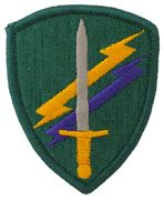 Civil Affairs & Psychological Operations Army Patch Regular | Full Color Green Gold Blue Sew On Patch | Sold Individually