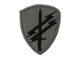 Civil Affairs & Psychological Operations Army Patch ACU With Hook and Loop | Sold Individually