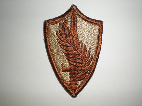 US Army Central Command Patch