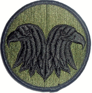 US Army Reserve Command - Alpha Units Patch