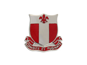 20th Engineer Battalion Army Unit Crest | Sold In Sets of 2
