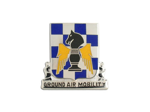 82nd Aviation Battalion Army Unit Crest | Sold Individually