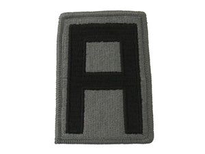 1ST ARMY ACU PATCH W/ HOOK AND LOOP | SOLD IN PAIRS