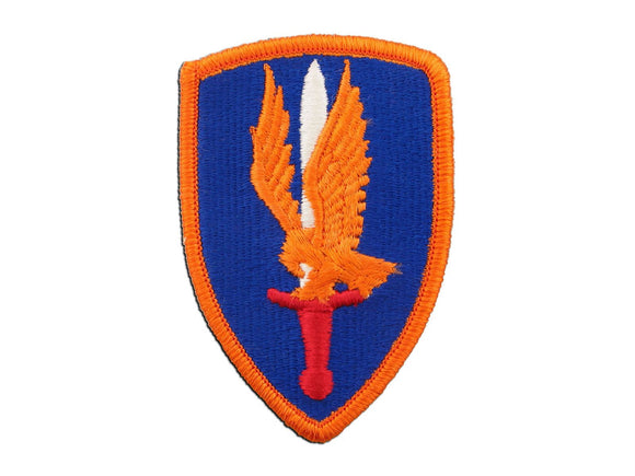 1ST AVIATION BRIGADE REGULAR FULL COLOR DRESS ARMY PATCH | SOLD INDIVIDUALLY