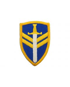 2nd Support Brigade Command Regular | Full Color Embroidered Sew On Patch | Sold Individually